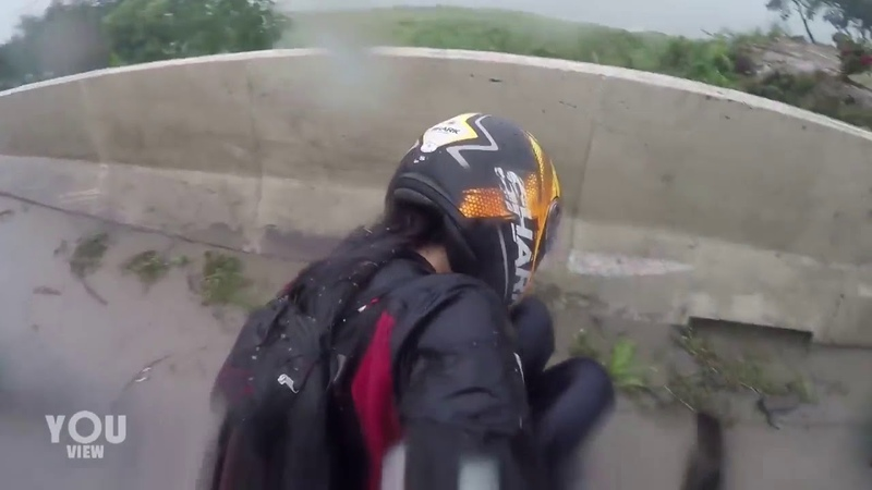 Motorcycle accident мотоаварии