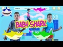 Baby Shark Remix with Vadym - Nursery Rhymes and Children's Songs family