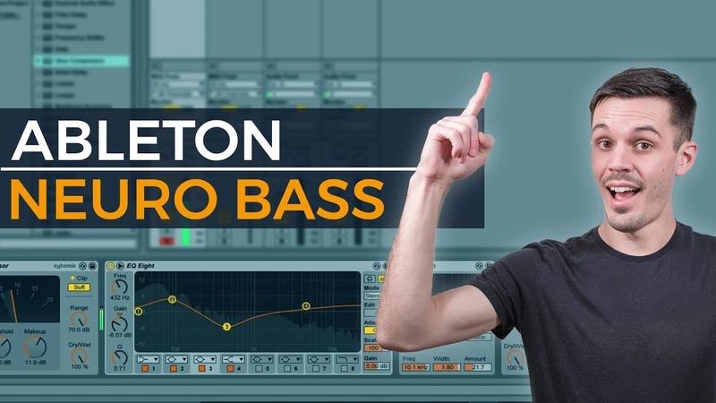 Ableton Operator Neuro / Reese Bass Tutorial [Neuro DnB Neurofunk Etc]