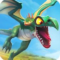 Hungry Dragon [Мод: много денег]