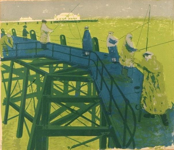 ernard Cheese (20 January 1925 -2013) английский художник и гравер, сотрудник Королевского общества граверов. Его работы находятся в международных коллекциях Великобритании и США.