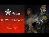 Warface K.I.W.I. FFA EAST. Final Day