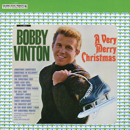 Bobby Vinton альбом A Very Merry Christmas