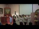 театр Лествица отрывок спектакля, посвященный Царской семье