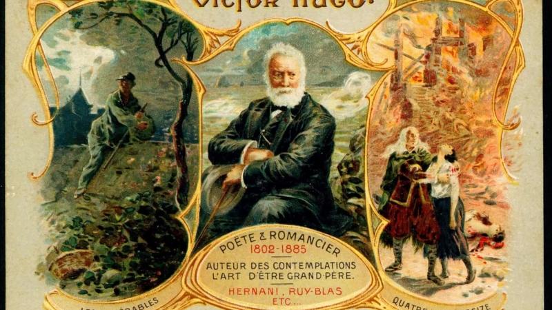 """Wolfgang Hinze liest """"Der letzte Tag eines Verurteilten"""" von Victor Hugo"""