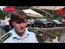Государственный инспектор Александр Ковтун напал на журналиста.Частный бизнес на пляжах Москвы
