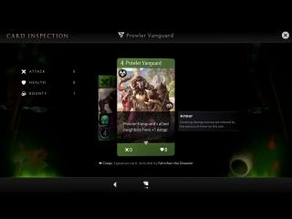 Artifact Gameplay - Full Match