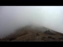 Туриада на пик Кумбель 23 09 18 Облака перед вершиной