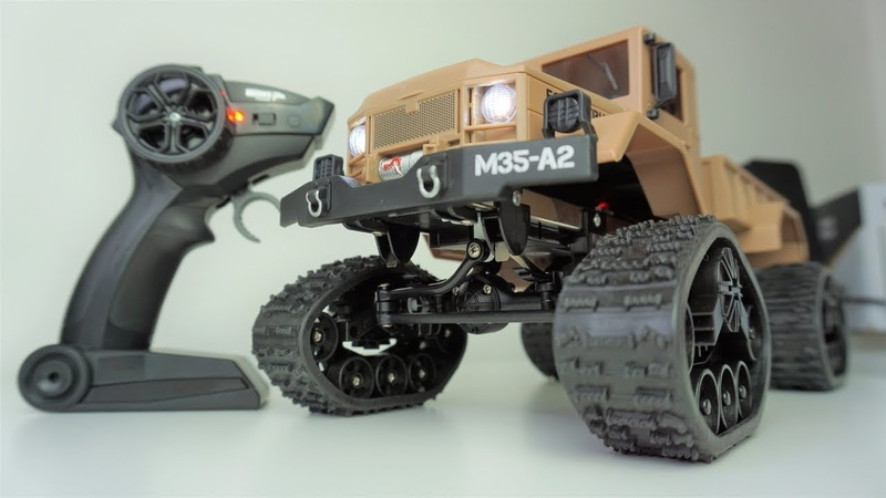Remoking RC Hobby Toys Military Truck Off Road