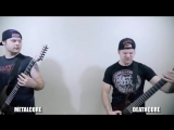 Metalcore VS Deathcore