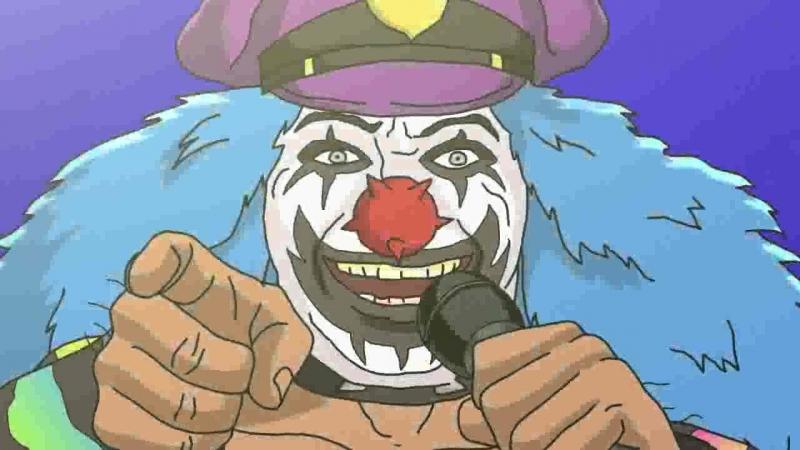 металлопокалипсис. песня клоуна