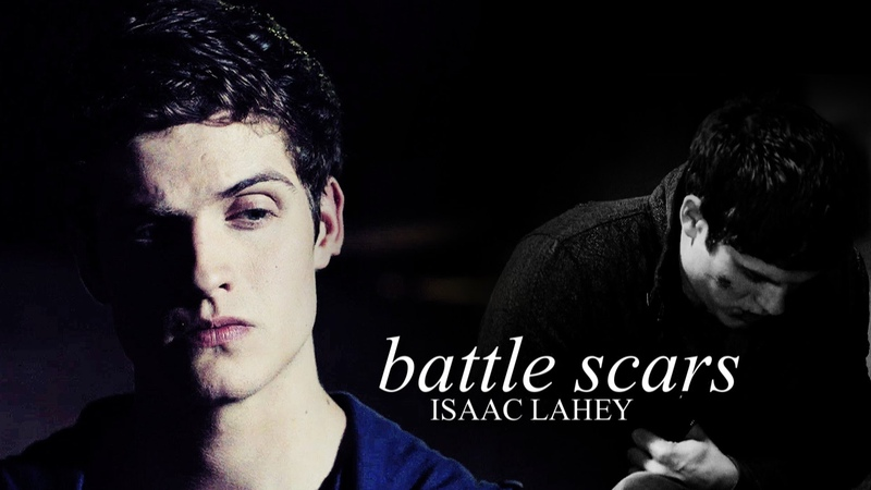 Isaac Lahey | Battle Scars