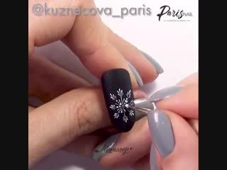 А ты любишь снежинки?
