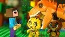 ФНАФ 🦖 Jurassic World и Лего Нубик Майнкрафт Мультики Все Серии Подряд Мультфильмы для Детей Игрушки