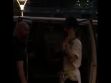 14.10.2018 | Джаред покидает отель | Гвадалахара, Мексика