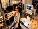 Transcranial Magnetic Stimulation Demonstration