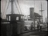 Thru Panama Canal around 1930