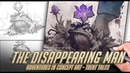 Adventures in Concept art - The Disappearing Man (Trent Tales)