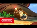 Donkey Kong Country: Tropical Freeze — обзорный трейлер (Nintendo Switch)