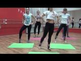 SLs Танцевальная разминка перед стретчингом (растяжка для начинающих)