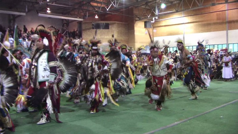 Loon Lake Powwow 2011 Grand Entry 7pm Sunday