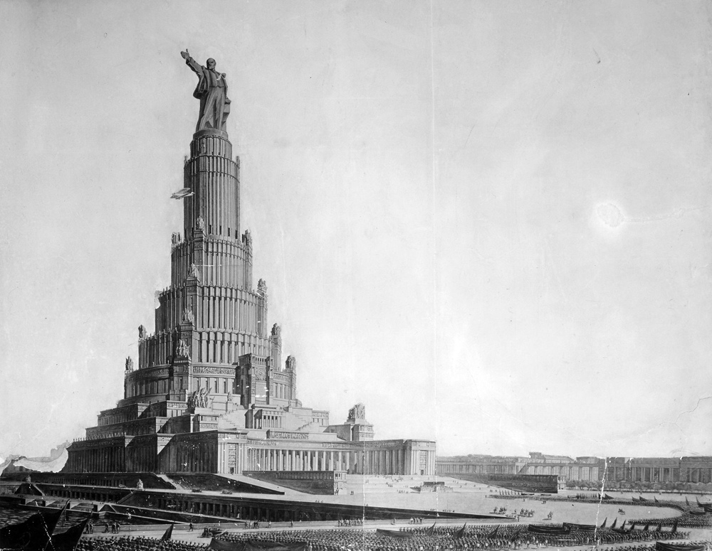 Нереализованные грандиозные проекты #СССР