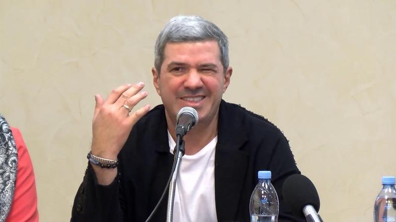 Встреча с Михаилом Шахназаровым