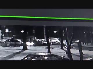 В Новополоцке на переходе Ford рано утром сбил женщину