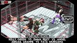 WWE 2K19 UWF 5 Women`s Hell in a Cell Women`s UWF Intercontinental Championship
