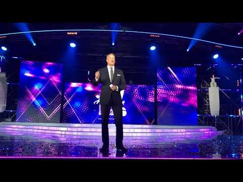 Магнус Брэннстром Мегафорум Орифлэйм 2018 Крокус сити EXPO, 22 09 2018
