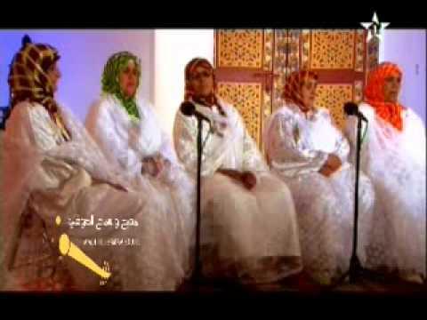 مديح نسائي أمازيغي تنغير المغرب Madih des femmes Amazigh Tinghir Maroc