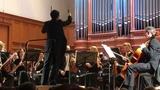 Train Toccata, Liu Yuan. Christopher Chen, conductor, and the Svetlanov orchestra.