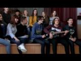 Фестиваль туристской песни в школе №12