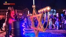 На столичній Контрактовій площі влаштували свято Хануки
