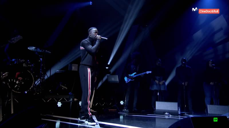 Ghetts - Black Rose (ft. Kojey Radical) / Preach (Later... with Jools Holland 53-06 - 2018-10-30)