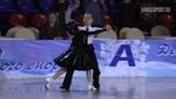 Родькин Платон - Косарева Нелли, Viennese Waltz, Первенство Москвы 2019