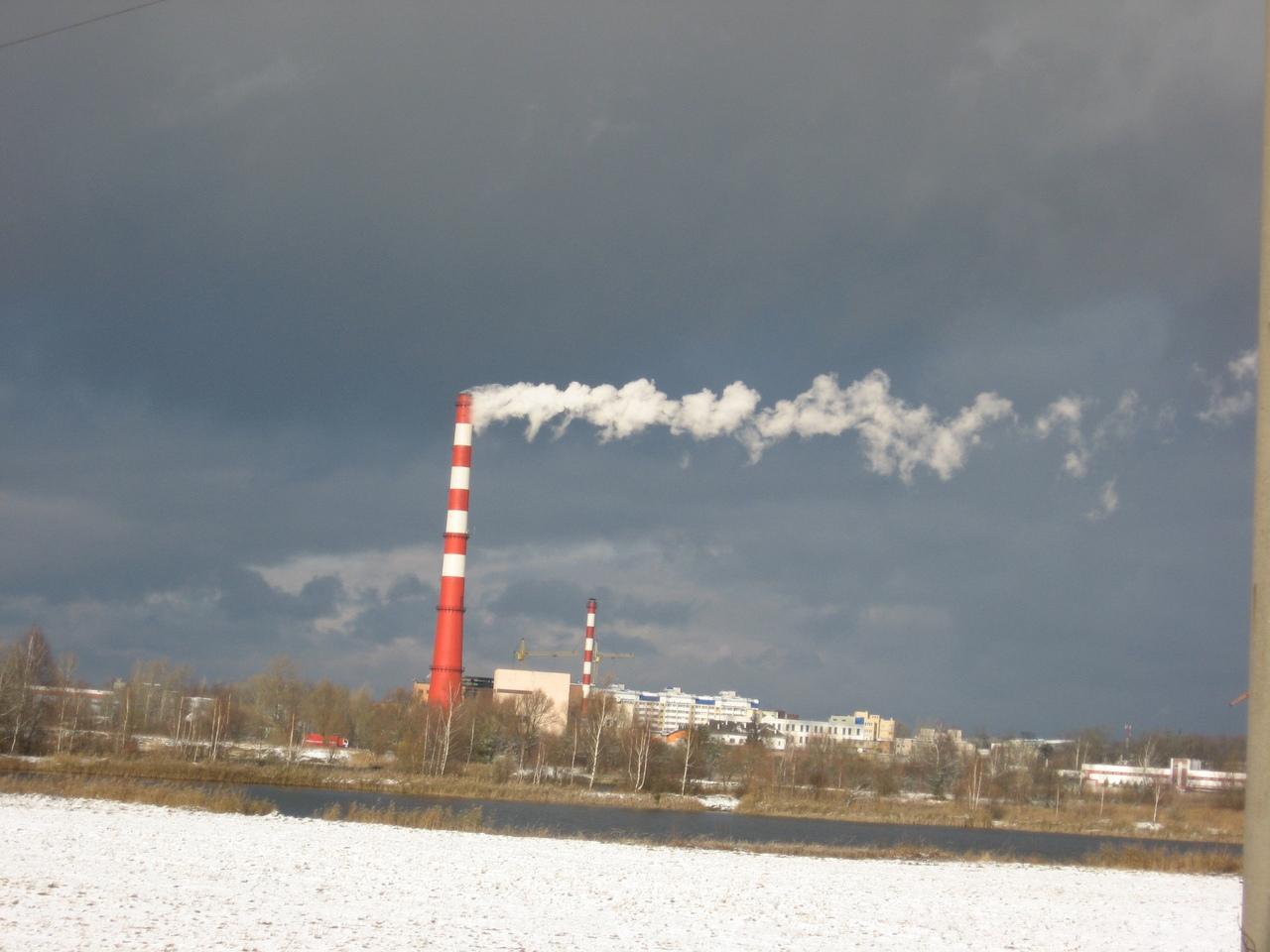 Будет чёрный дым: на Брестской ТЭЦ предупреждают об испытаниях котлов