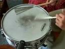 Workin Them Brushes - Drum Lesson