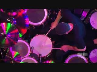 Neil peart drum solo - rush live in frankfurt