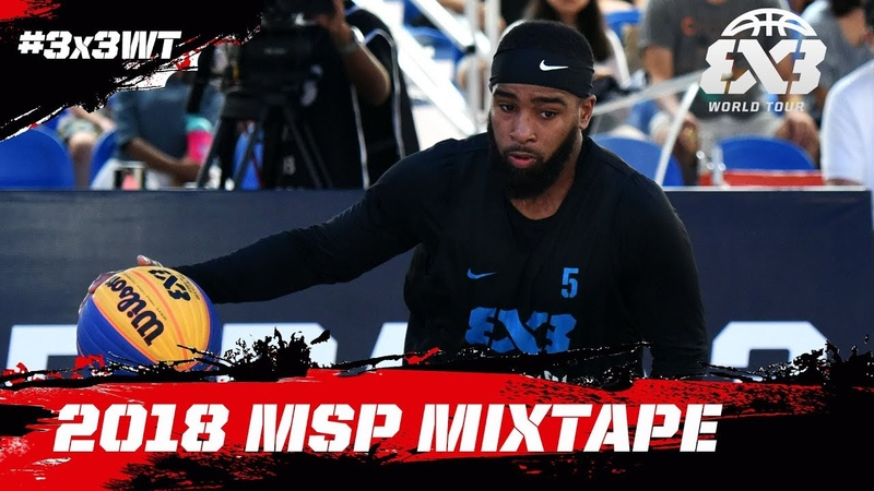 Dominique Disco Domo Jones - New York Harlem 3Ball | MSP Mixtape | FIBA 3x3 World Tour 2018