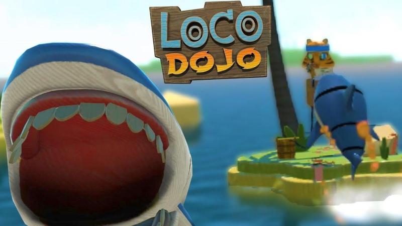 Loco Dojo | Упоротая дуэль | HTC Vive VR | Упоротые игры