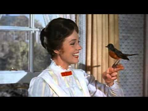 Mary Poppins (1964) Spoonful of Sugar