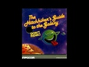 The Hitchhiker's Guide to the Galaxy walkthrough (Apple II - Infocom) [with FR/ES/JP subtitles]