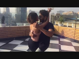 Cornel and Rithika/Bachata Sensual/How Long - Charlie Puth/Dj Selphi mix ft Camilo Bass