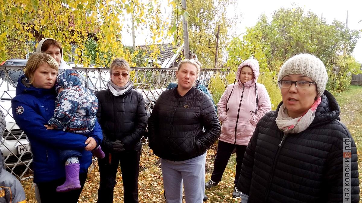 детский сад в Гаревой, чайковский район, 2018 год