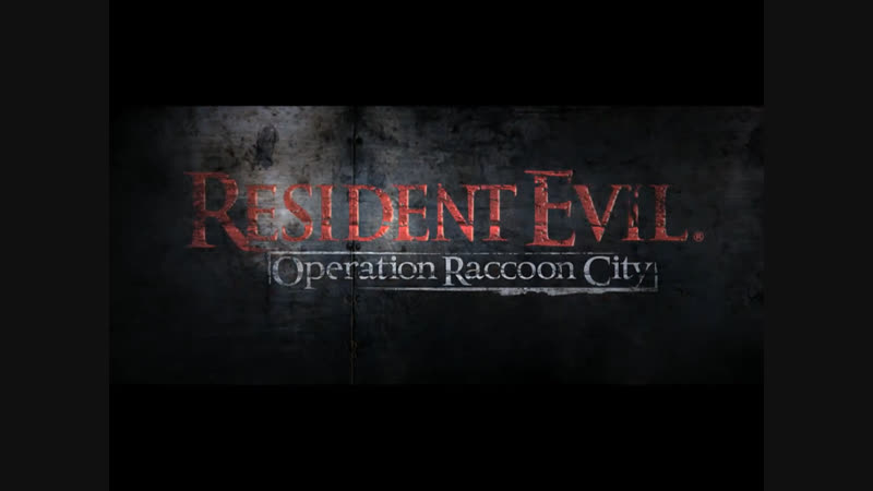 Resident Evil Operation Raccoon City Triple Impact Trailer