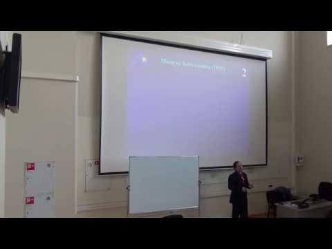 Александр Филатов Теория отраслевых рынков. Лекция 4.1. Модели пространственного размещения