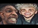 21 Savage rides with Jake Paul but Jake keeps Interrupting Him