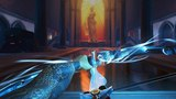 Hanzo Rework Gameplay on Rialto Overwatch