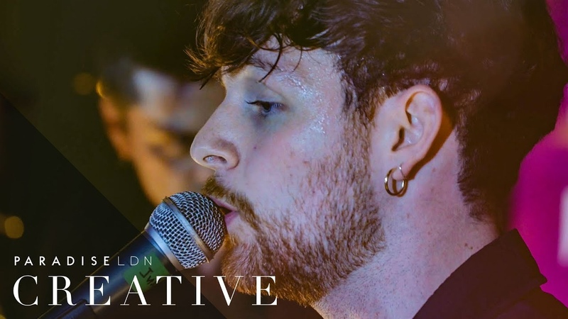 Paradise London Creative | The Telegraph Bespoke | Tom Grennan - Sober (Live Session)